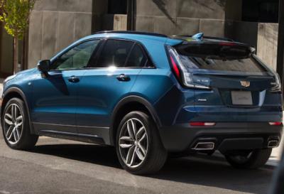 2019 Cadillac XT4 Reviews Cadillac XT4 Crossover